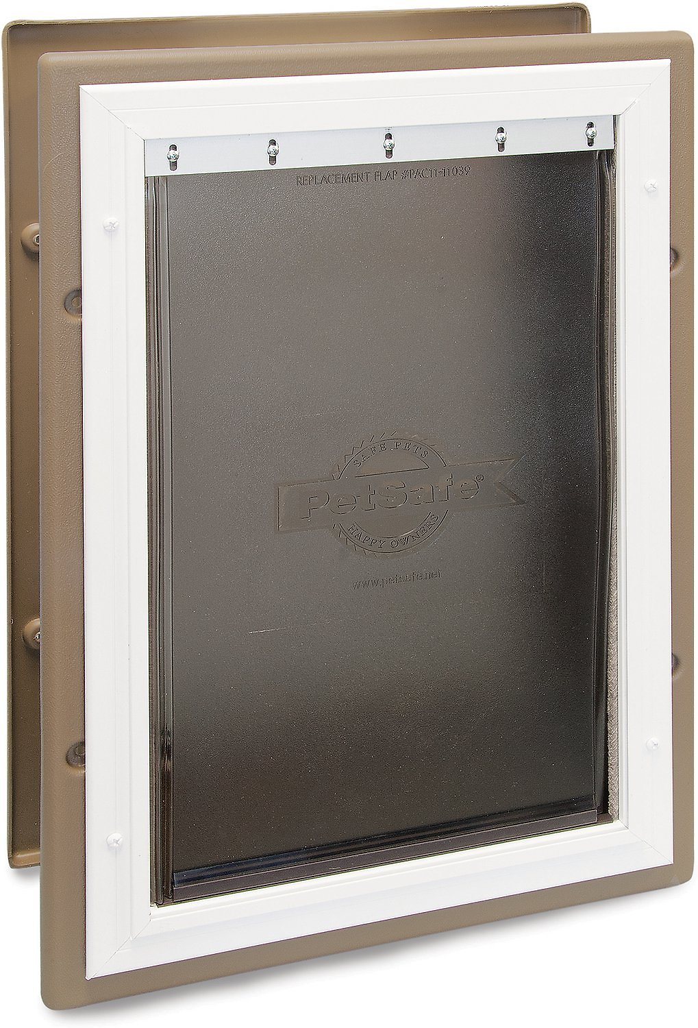 Petsafe Wall Entry Aluminum Pet Door Large Chewy