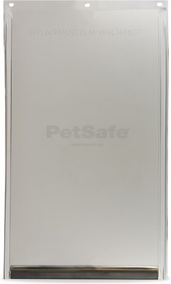 Pet Safe Dog and Cat Freedom Door Replacement Flap Vinyl Magnetic Small Size