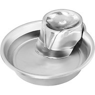 Pioneer Pet Big Max Style Stainless Steel Drinking Fountain, 1-gal