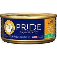 Nature's Variety Pride by Instinct Grain-Free Flaked Champ's Chicken Recipe Wet Canned Cat Food, 5.5-oz, case of 12