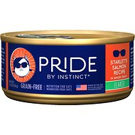 Nature's Variety Pride by Instinct Grain-Free Flaked Starlet's Salmon Recipe Wet Canned Cat Food, 5.5-oz, case of 12