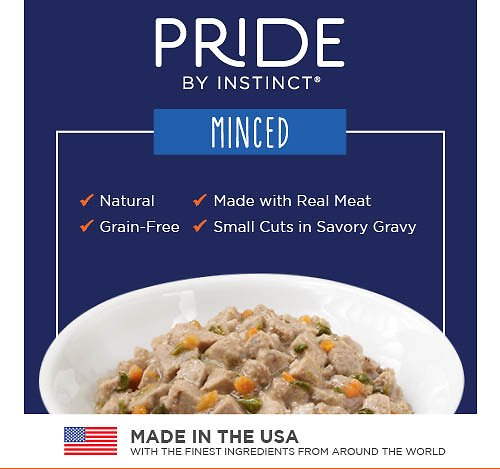 Nature S Variety Instinct Wet Cat Food