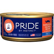 Nature's Variety Pride by Instinct Grain-Free Minced Sherlock's Salmon Recipe Wet Canned Cat Food, 5.5-oz, case of 12