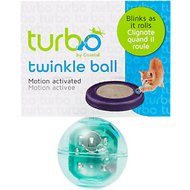 Bergan Replacement Twinkle Ball Cat Toy, Color Varies