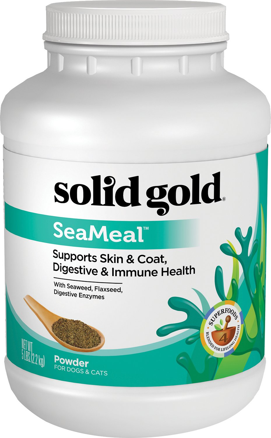 Solid Gold Supplements Seameal Skin