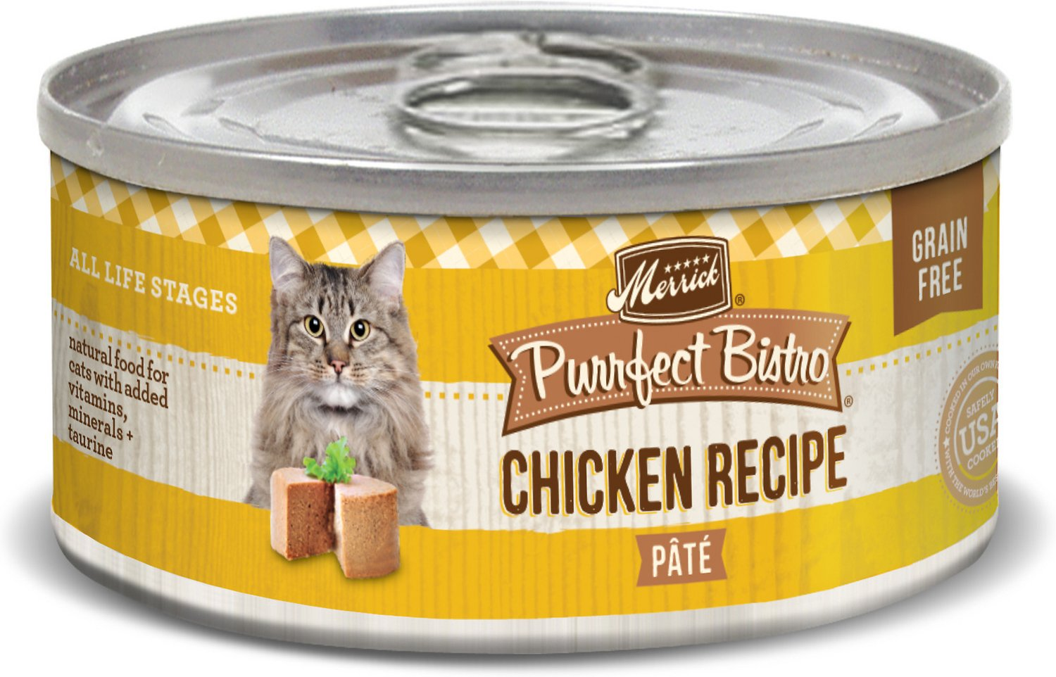 Quality Of Merrick Canned Cat Food