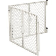 MyPet Plastic Two-Panel Pet Yard Extension for Dogs & Cats