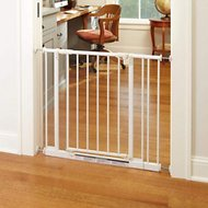 MyPet Metal Easy-Close Pet Gate for Dogs & Cats