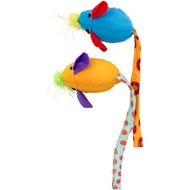 Petstages Twice Mice Cat Toy