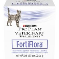 Purina Pro Plan Veterinary Diets FortiFlora Probiotic Cat Supplement, 30 count, 1 pack
