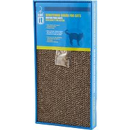 Catit Scratcher with Catnip, Wide