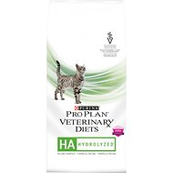 Purina Pro Plan Veterinary Diets HA Hydrolyzed Formula Dry Cat Food, 8-lb bag