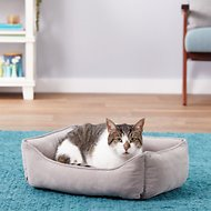Catit Style Cuddle Bed, Grey