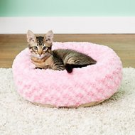 Catit Style Donut Bed, Pink