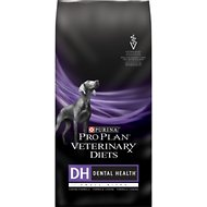 Purina Pro Plan Veterinary Diets DH Dental Health Small Bites Formula Dry Dog Food, 6-lb bag