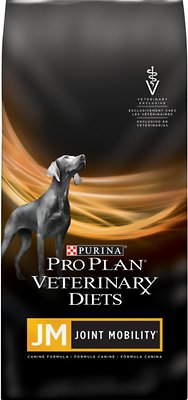 9. Purina Pro Plan Veterinary Diets JM Joint Mobility Dry Dog Food