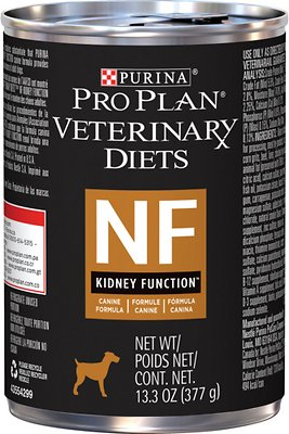 8. Purina Pro Plan Veterinary Diets NF Kidney Function Canned Food