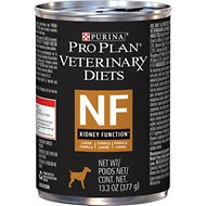 Purina Pro Plan Veterinary Diets NF Kidney Function Formula Canned Dog Food, 13.3-oz, case of 12