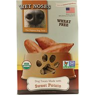 Wet Noses Sweet Potato Dog Treats, 14-oz box