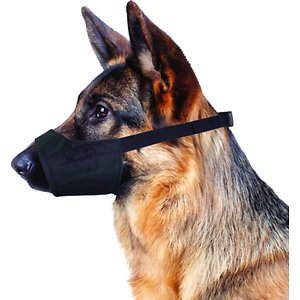 Four Paws Walk-About Quick-Fit Dog Muzzle