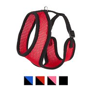 Four Paws Comfort Control Dog Harness, Red, Small