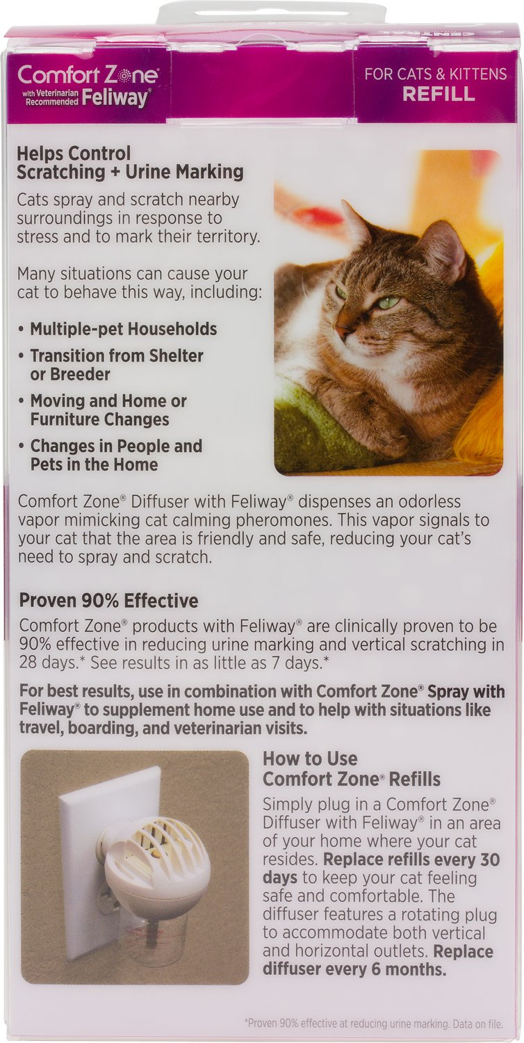 kittens cats ct refill zone diffuser with ml detail vvs plug l feliway for comfort comforter in