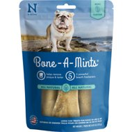 N-Bone Bone-A-Mints Dog Treat, Large