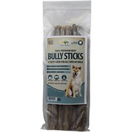 "Pet's Choice Naturals Bully Sticks 12"" Dog Treats, 6 count"