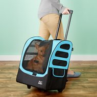 Pet Gear I-GO Plus Traveler, Ocean Blue