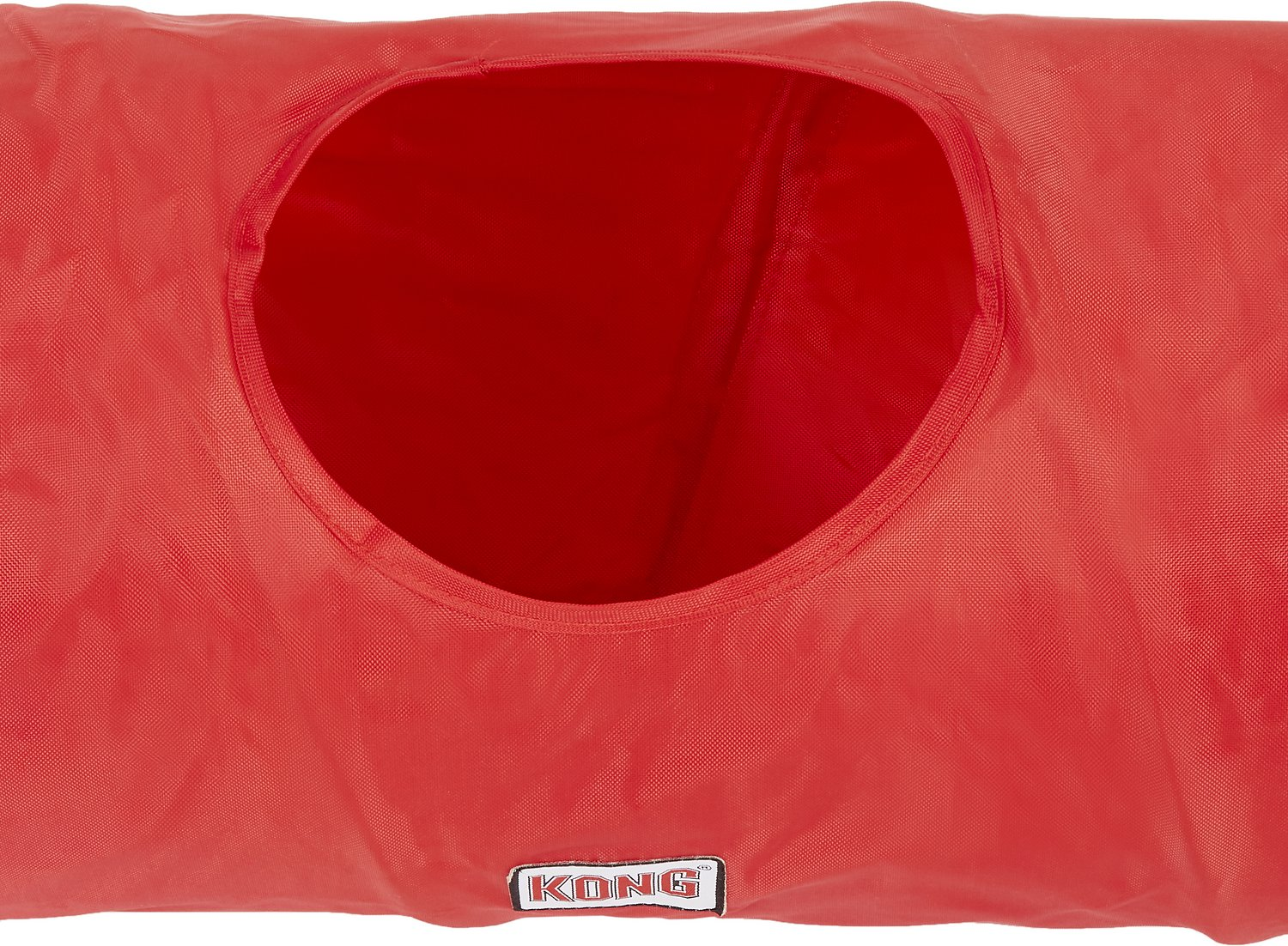 Kong Active Nylon Tunnel Cat Toy Red Chewy Com