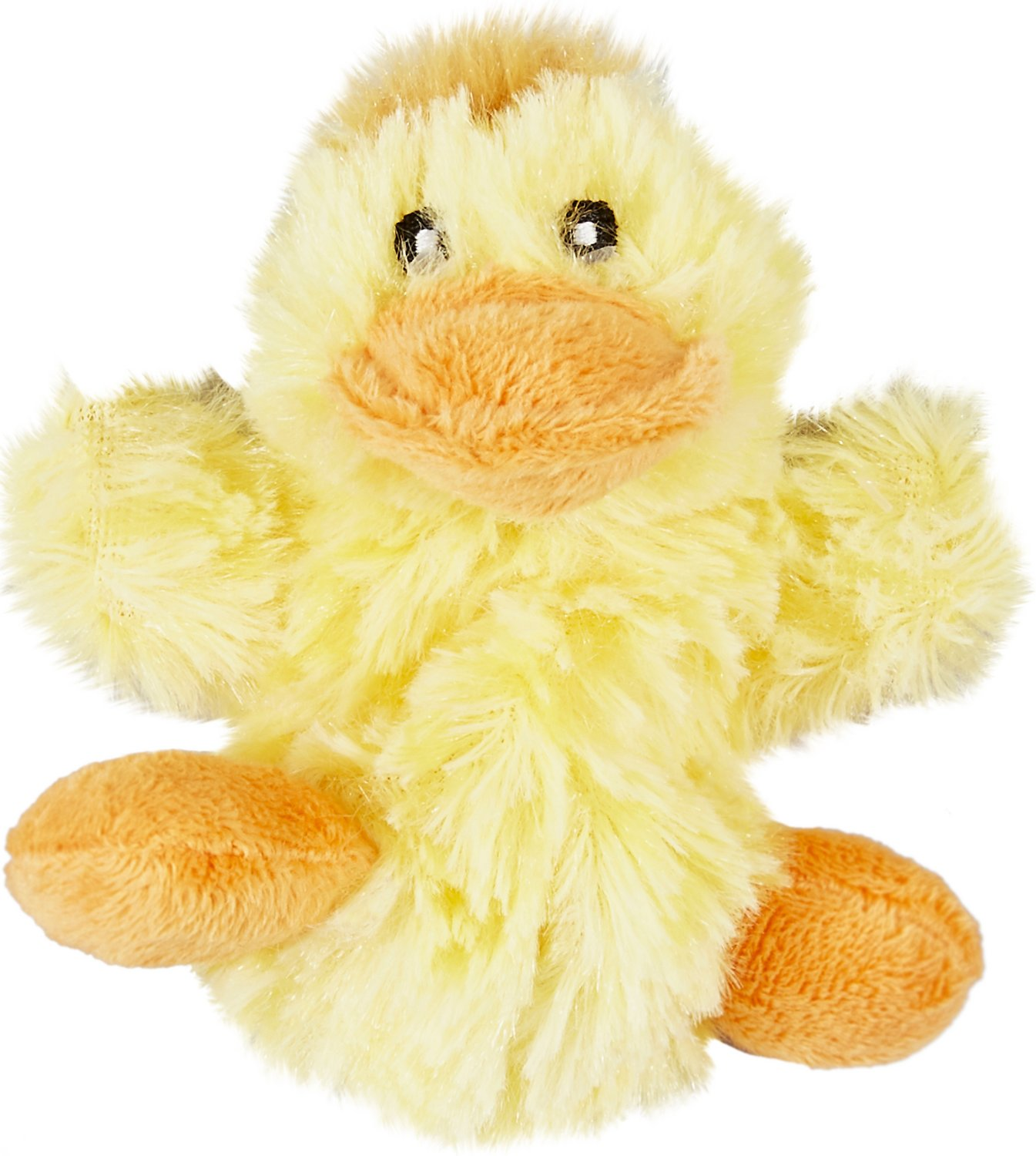 Kong Plush Duck Dog Toy Small Chewy Com