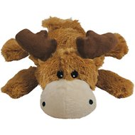 KONG Cozie Marvin the Moose Plush Dog Toy, Small