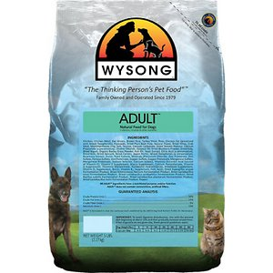 Wysong Adult Dry Dog Food, 5-lb bag