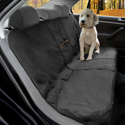 How To Make Car Seat Covers >> Kurgo Bench Seat Cover Black
