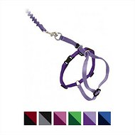 PetSafe Come With Me Kitty Nylon Cat Harness & Bungee Leash