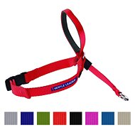 PetSafe Premier Gentle Leader Quick Release Dog Headcollar, Red, Petite