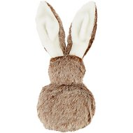 Busy Buddy Pogo Plush Bunny Dog Toy, Large