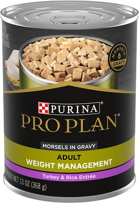 Purina Pro Plan Weight Management Adult Wet Dog Food
