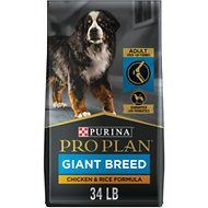 Purina Pro Plan Adult Giant Breed Formula Dry Dog Food