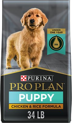 3. Purina Pro Plan Focus Puppy Dry Dog Food