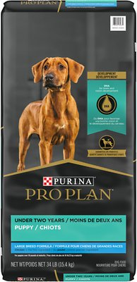 9. Purina Pro Plan Focus Puppy Large Breed Formula Dry Dog Food