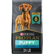 Purina Pro Plan Focus Puppy Large Breed Formula Dry Dog Food, 34-lb bag