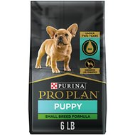 Purina Pro Plan Focus Puppy Small Breed Formula Dry Dog Food, 6-lb bag