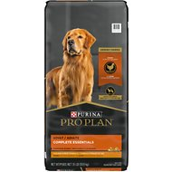 Purina Pro Plan Adult Shredded Blend Chicken & Rice Formula Dry Dog Food, 35-lb bag
