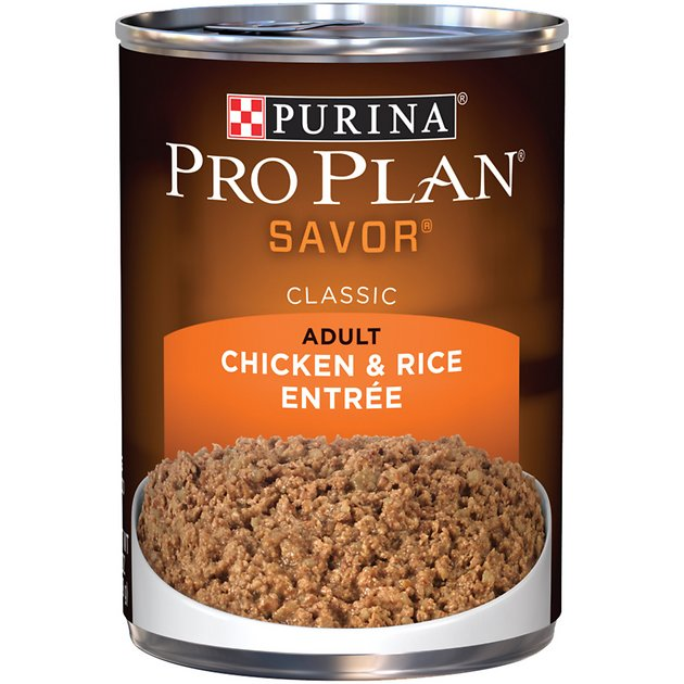 8. Purina Pro Savor Plan Wet Dog Food
