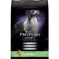 Purina Pro Plan Sport All Life Stages Active 26/16 Formula Dry Dog Food, 37.5-lb bag