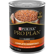 Purina Pro Plan Savor Adult Grain-Free Classic Chicken & Carrots Entree Canned Dog Food, 13-oz, case of 12