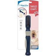 Four Paws Magic Coat Dog Pro de-Matting Tool Sensitive Areas, Fine to Medium