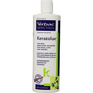 Virbac Keratolux Pet Shampoo, 16-oz bottle