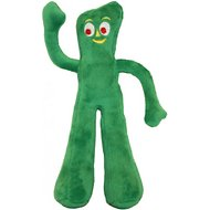 Multipet Gumby Dog Toy, Gumby, Plush